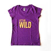 Μπλούζα ''Let's go wild''